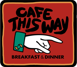 Cafe This Way logo